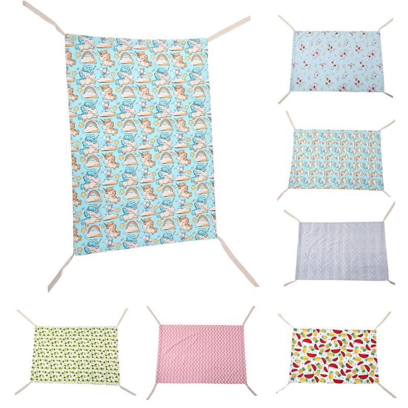 Hammock Hanging Bed Detachable Cloth Basket Cradle Hammock for Kids Baby Children