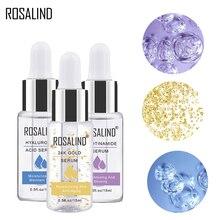 ROSALIND 3PCS Face Serum 24K Gold Facial Serum Anti-Aging Wr