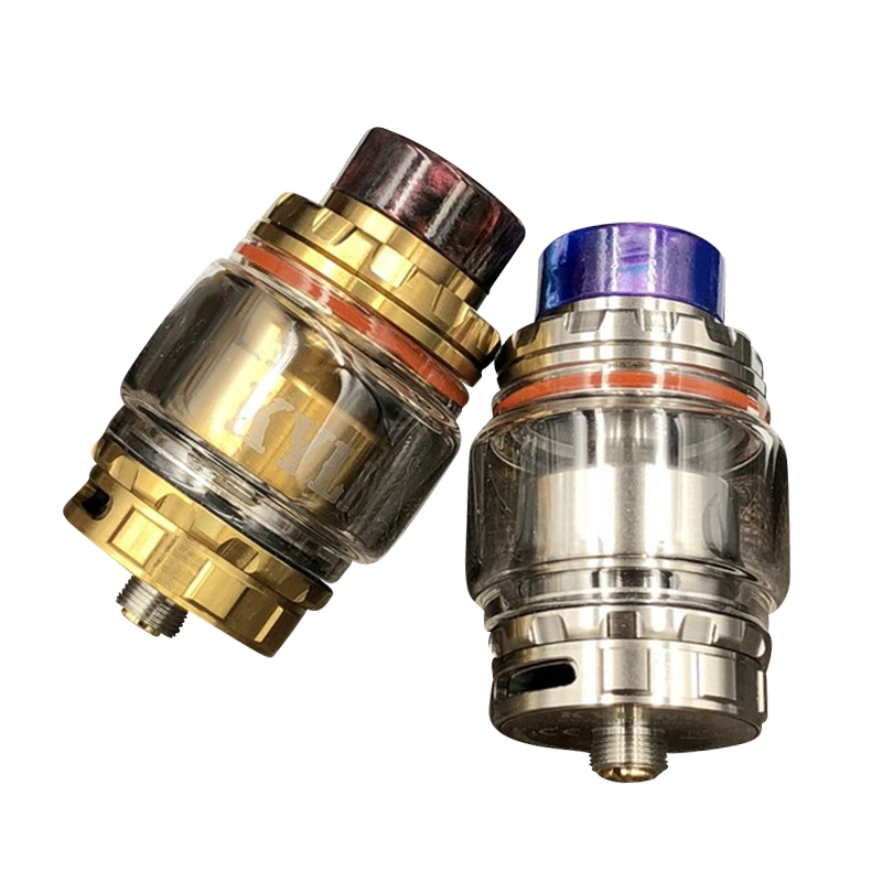 2020 Hight Quality - Kylin V2 RTA Tank Atomizer 3ML & 5ML Vape Vaporizer For E-Cigarette 510 Thread Box Mod /VOOPOO Drag1 /Drag2