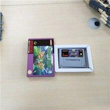 Geheimnis von Mana 2   EUR Version RPG Spiel Karte Batterie Sparen Sie Mit Einzelhandel Box