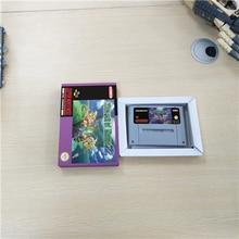 Tajemnica Mana 2 wersja EUR karta do gry RPG oszczędzanie baterii dzięki opakowanie detaliczne