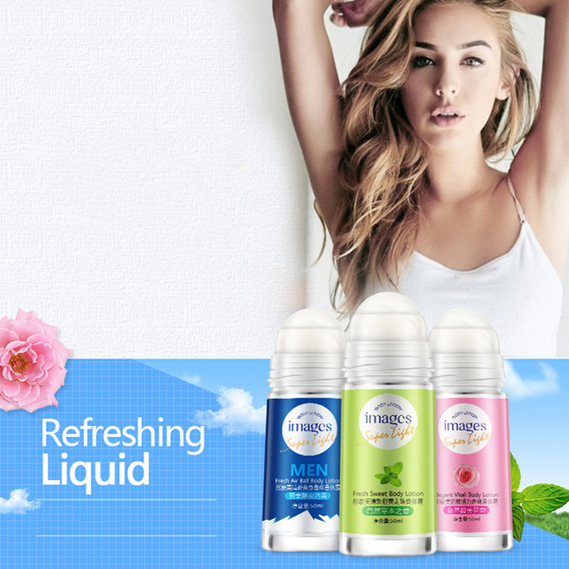 Ball Body Lotion Antiperspirants Underarm Deodorant Roll On Bottle Fragrance Perfumes @ME88