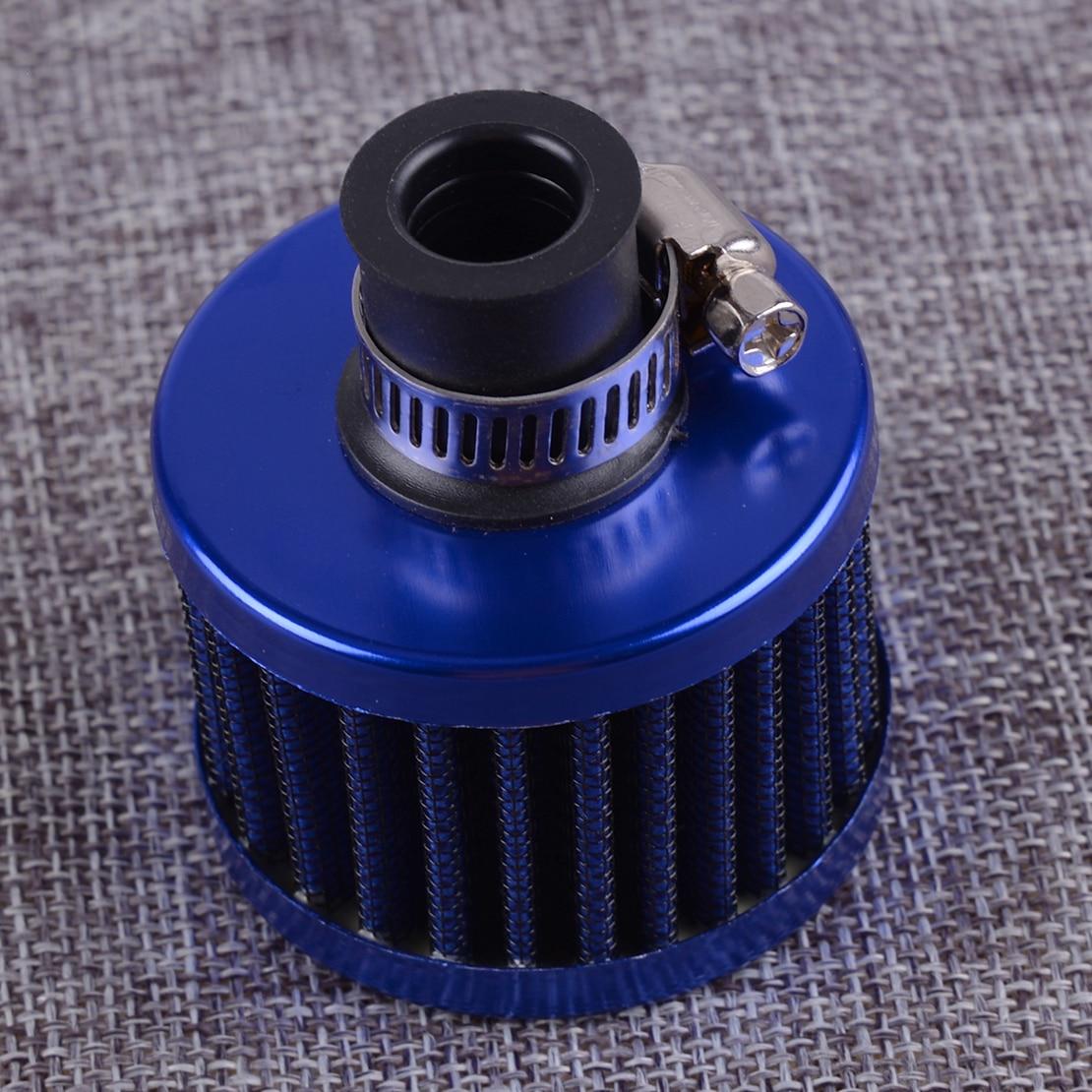 Small Mushroom Head Car Motor Cold Air Intake Filter Turbo Vent Crank Breather d