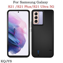 Charging-Cover Case Power-Bank Smart-Battery-Charger Portable Galaxy Samsung KQJYS