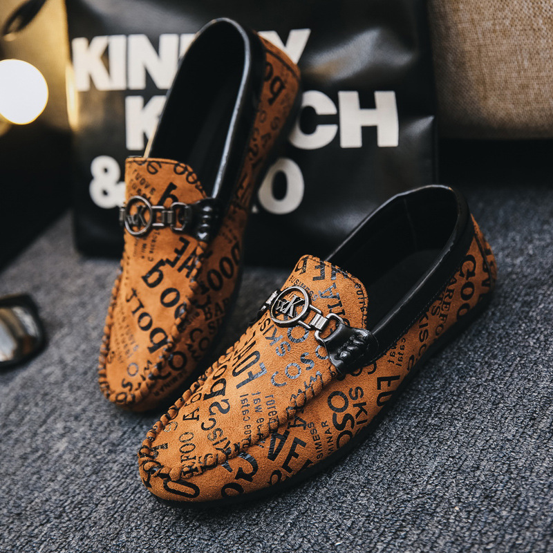Summer Shoes Men Flats Slip On Male Loafers Driving Moccasins Homme Men Casual Shoes Fashion Dress Wedding Footwear sneaker