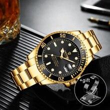 Watch Men'S Luxury Mechanical Watch Stee