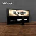 Deformer от Menny Lindenfeld (Мерцающая ручка и онлайн инструктаж) магические трюки ментализма комедия монета изгиб иллюзии магический реквизит