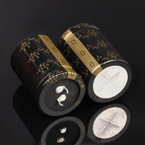 Image 2 - 2 pièces NICHICON KG Type I 63V10000UF 35x50mm or air 10000UF 63V amplificateur audio filtrant 10000 UF/63 V type 1 10000u