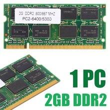 667 МГц 2 Гб ddr2 памяти низкой плотности 200pin ноутбук pc2