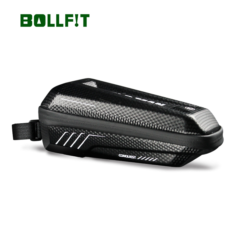 BOLLFIT Ebike Controller Bag Front Frame Solid Bicycle Box Waterproof Large Capacity For Ebike Conversion Kit