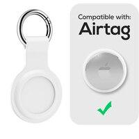 Rastreador GPS inteligente para mascotas, carcasa protectora de silicona para apple AirTag kid Pet, localizador antipérdida, funda de silicona para Airtags