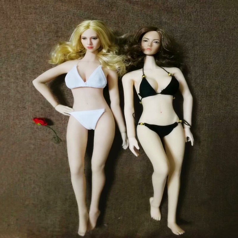 Doll Dress Up Underwear For Barbie 1/6 Super Model Soldiers Bjd SD 30CM Doll Bottoming Shirt Shorts Accessories