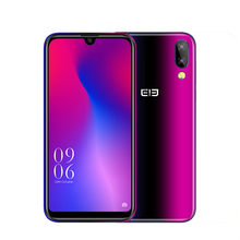 Elefoon A6 Mini 4G Smartphone 5.71 Inch Waterdrop Screen Android 9.0 MT6761 Quad Core 4 Gb Ram 16MP 3180 mah Mobiele Telefoon(China)