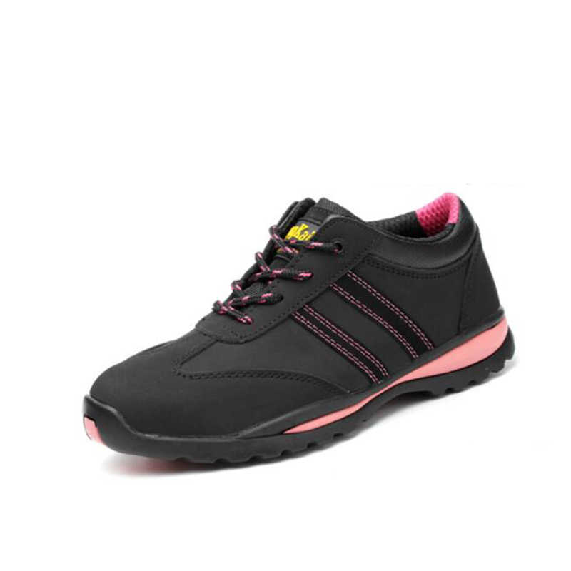 Steel Toe Shoes Safety Work Shoes Women