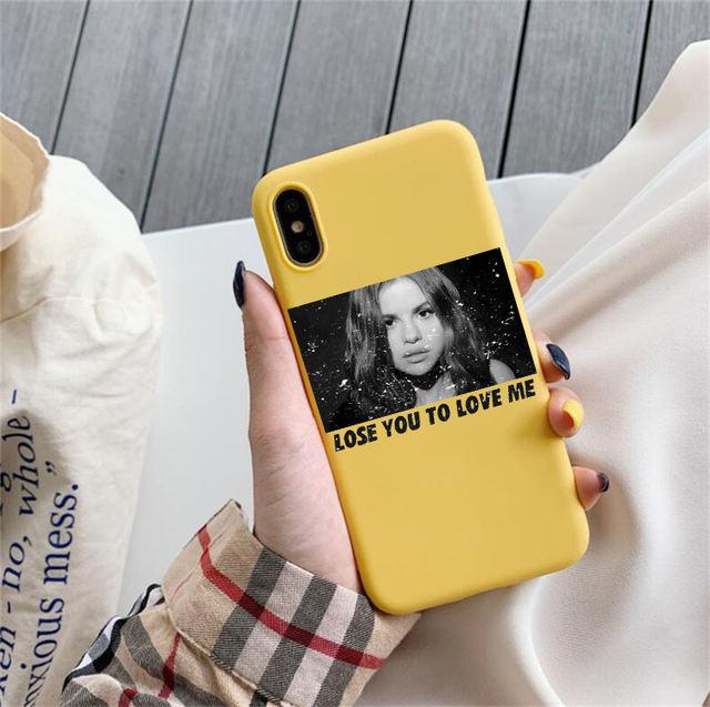 LOSE YOU TO LOVE ME SELENA GOMEZ HUAWEI PHONE CASE (6 VARIAN)