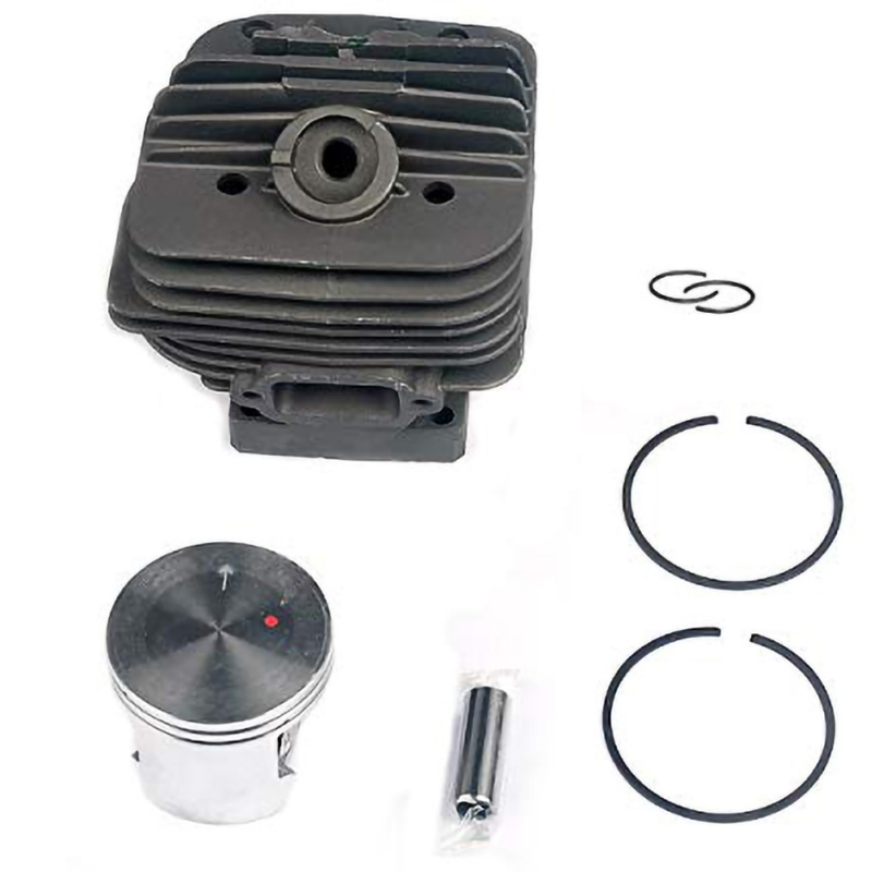 54mm Big Bore Engine Chainsaw Cylinder And Piston Assembly For Stihl 066 <font><b>MS660</b></font> 066 Chainsaw <font><b>Part</b></font> Tool Motors <font><b>Parts</b></font> Accessories image