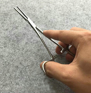 Image 5 - 7/12/15/20pcs/set 14cm Surgical suture tools debridement suit operation training kit for Medical Students