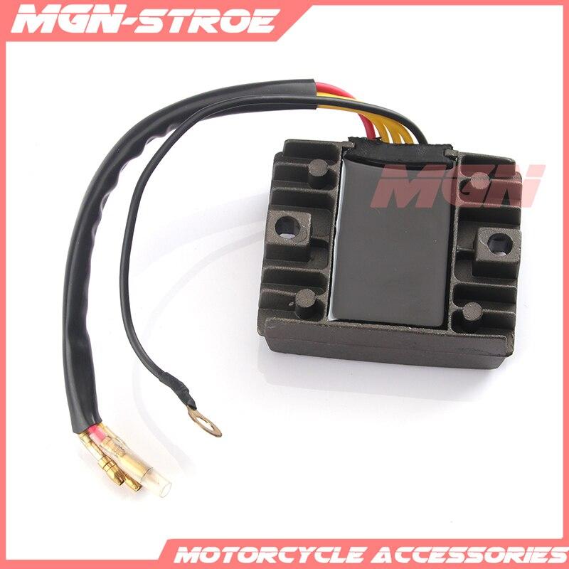 Motorcycle Voltage Regulator Rectifier For Suzuki GS250 GS400 GS750E GS850 GS1100E GSX1100