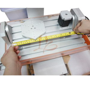 Image 4 - CNC 5 axis Rotary axis plate type for cnc router milling machine kit