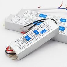 12V IP 67 Led-treiber 80W Netzteil Transformator 12V 150W 10W 20W 25W 30W 45W 50W 120W Wasserdichte Außen Beleuchtung Transformator