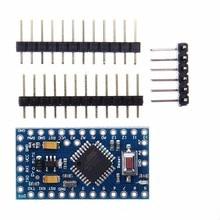 2pcs LEORY Mini ATMEGA328 328p 5V 16MHz Per Arduino Compatibile Pro Bordo del Modulo