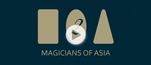 2019 Magicians Of Asia - Bundle 2  Magic Instructions  Magic Trick
