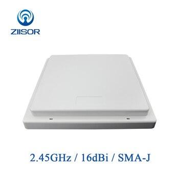 2.4GHz Wifi Antenna 2400M Panel Directional Antenna 16dBi SMA Male Router Antena Extender Signal Amplifier TX2400-PB-22