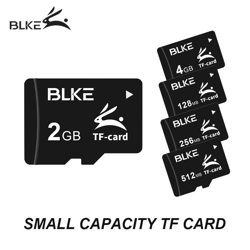 BLKE Micro sd tf karte Speicher Karte 8GB 4G 2G 512M 256M 128MB TransFlash karte für MP3/MP4 Mini Lautsprecher Radio sound Headset