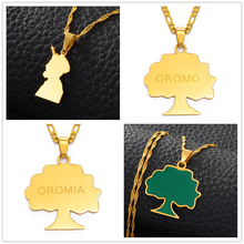 Anniyo etiópia oromia pingente e colares para mulher oromo colares jóias presentes #151021