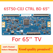 цена на T-CON BOARD Logic Board Original 65T50-C0J CTRL BD 65'' Good Test Origional Product 65t50 C0j / 65T50C0J 65 Suitable For 65  TV