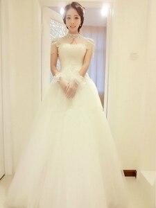 Image 5 - Bolero hecho a mano con apliques de cristales, envoltura de boda, Bolero, hecho en China, accesorios de boda, vestido de noche con chal Bolero