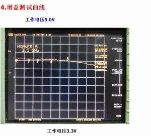 Image 5 - 0.1 4000MHz Broadband RF Amplifiers Microwave Radio Frequency Amplifier Module Gain 20dB LNA Board Modules