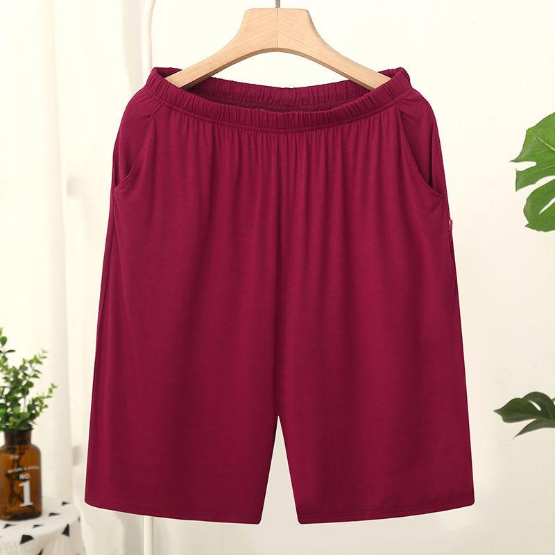 Homme Short Mens Jogging Casual Sweatpant Men Plus Size 6XL Breathable Home shorts Beach Solid Cotton Shorts Men Striped Panties 5