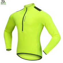 цена на WOSAWE Cycling Jersey Tops Summer Racing Cycling Clothing Ropa Ciclismo Short Long Sleeve mtb Bike Jersey Shirt Maillot Ciclismo