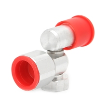 Multi-angle Alloy Universal Swivel Joint Adapter For Airless Spray Gun Tools
