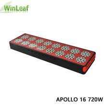 Apollo 16 Led Grow Lights Lamp for Plants 720W Full Spectrum Indoor Greenhouse Tent Hydroponic Medical LED Grow Light for Plant led grow light 450w greenhouse lighting plant growing led lights lamp hydroponic indoor grow tent high par value double chips