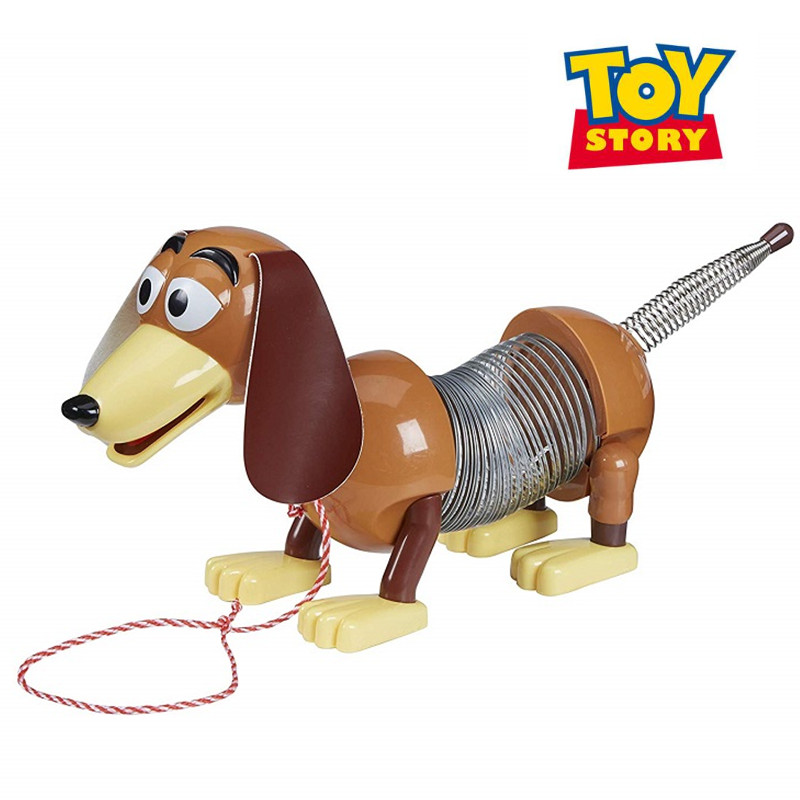 New Toy Story 3 4 character animation model Buzz Lightyear woody slinky dog anime action figure prototype 1 1 children 39 s toys in Action amp Toy Figures from Toys amp Hobbies