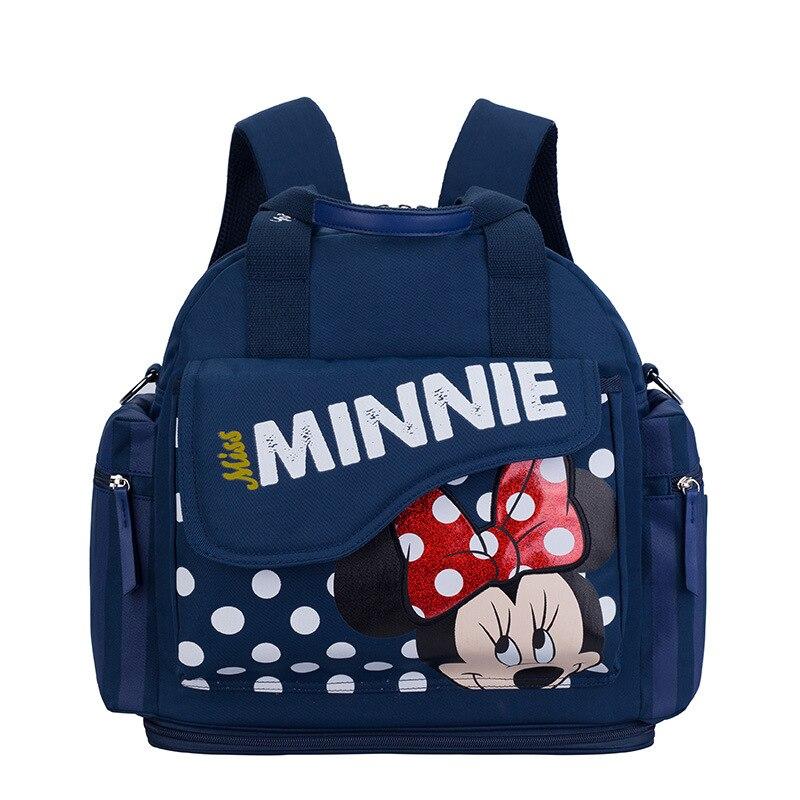 Disney momie sacs à couches nappy soins infirmiers sac à dos papa maman Nappying poussette sac pour bébé né imperméable transporteur de voyage 46461