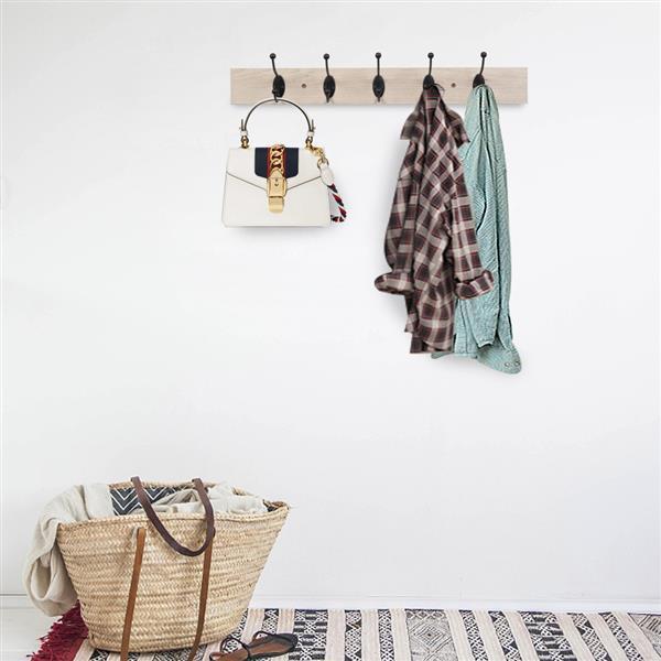 5 Standard Hook Clothes Rack Hanger  5