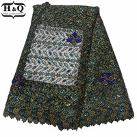 Best Selling African Water Soluble Lace Guipure Lace Applique Lace Flower Fabric Party Shiny Gown Cord Lace Fabric High Quality