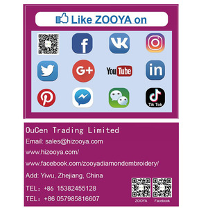 Image 5 - ZOOYA 5D DIY diamond painting color chart square / round diamond embroidery DMC chart finished
