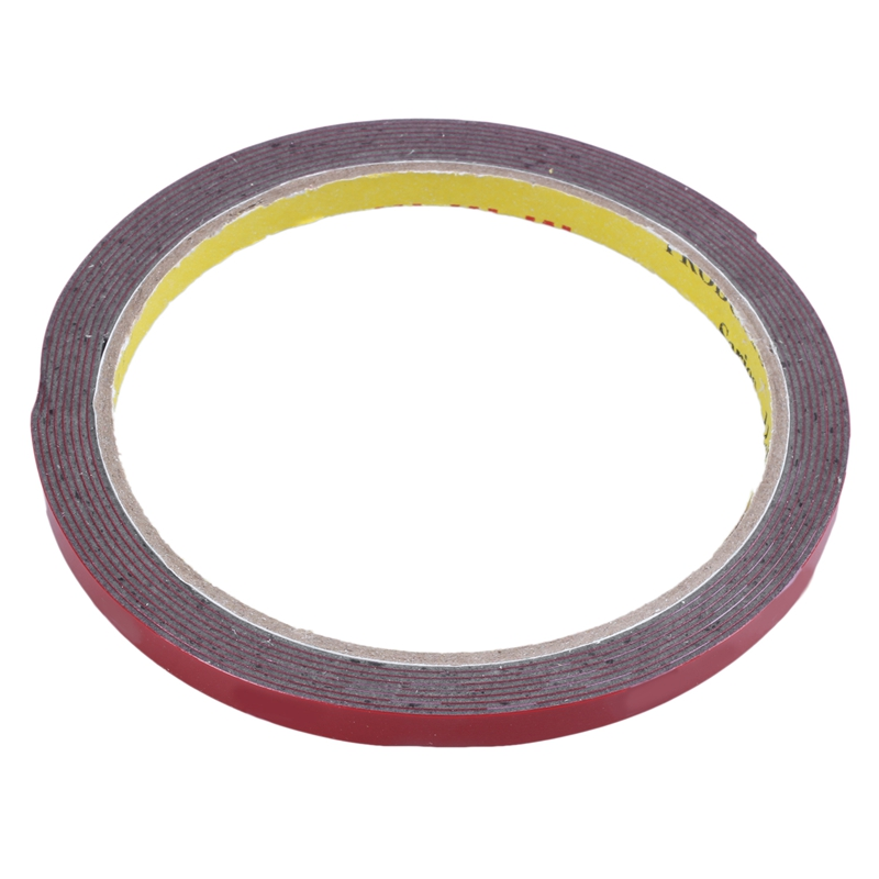 3M Auto Acrylic Foam Double Sided Attachment Tape 6 Mm Car Automotive Trim