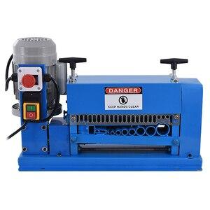AMWS-38 машина для зачистки электрического кабеля, инструмент для зачистки проводов, инструмент для зачистки медных проводов 110 В/220 В 370 Вт 1,5-38 ...