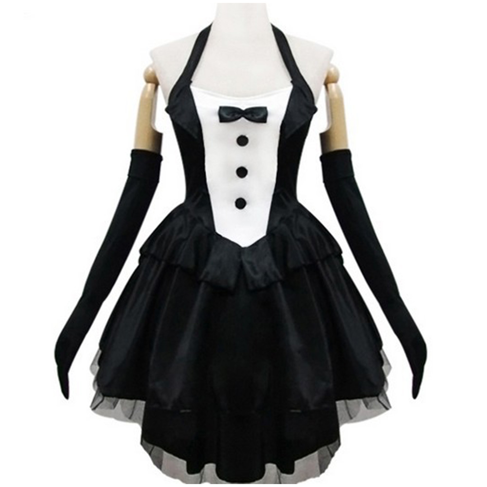 , Halloween Sexy Bunny Costume Ad, Skulls Only - clothing and apparel