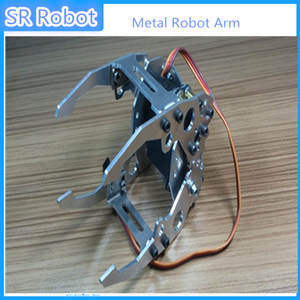 Metal Robot Arm Gripper Paw Cl