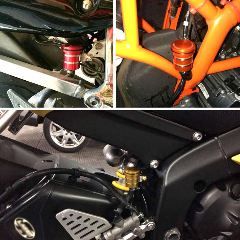 Tanque de embreagem da motocicleta cilindro mestre copo óleo para yamaha raptor 350 660 700 rd 350 estrela estrada sr250 starter tdm 850 900 tmax530