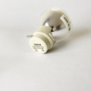 Brand new żarówka projektora Osram P-VIP 230 0 8 E20 8 żarówka P-VIP 230 0 8 E20 8 z wymiennikiem do projektora żarówki tanie i dobre opinie QianQ Lamp 230W P-VIP230 0 8 E20 8 180 days