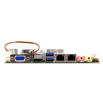Intel HM77/QM77 chipset I5-3210 processor industrial motherboard DDR 3 2*RTL8111E PCI-E Gigabit Ethernet LAN