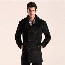Бренд MRMT, осенние и зимние мужские куртки, шерстяное пальто для мужчин, повседневная шерстяная куртка, верхняя одежда, мужская одежда