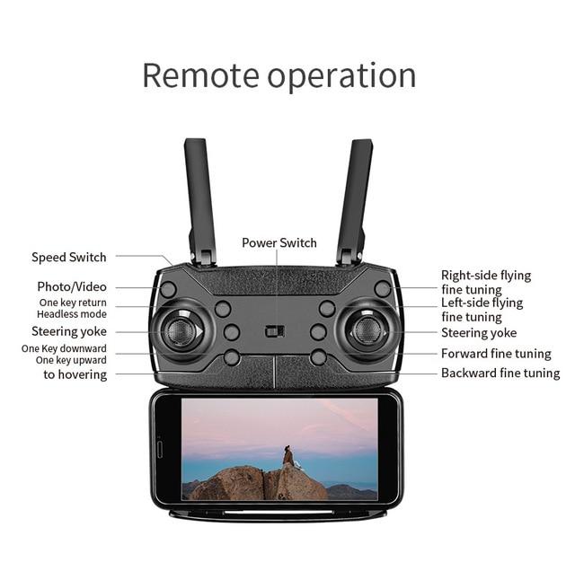 E88 Pro Drone 4K/1080P HD Drone Unisex color: B 4K Dual 2battery|B 4K Dual 3battery|B 4K single 2battery|B 4K single 3battery|black 1080p|G 4K Dual 2battery|G 4K Dual 3battery|G 4K single 2battery|G 4K single 3battery|gray 1080p